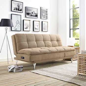 euro lounger sofa bed costco leather futon sofa bed costco leather futon sofa bed