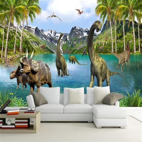 dinosaur wall murals popular dinosaur wall mural buy cheap dinosaur wall mural