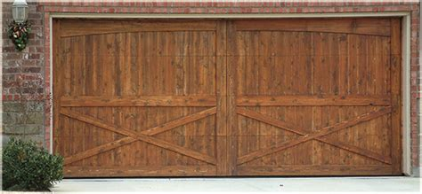 Southern Ideal Garage Doors by Carriage House Wood Garage Doors Southern Ideal Door