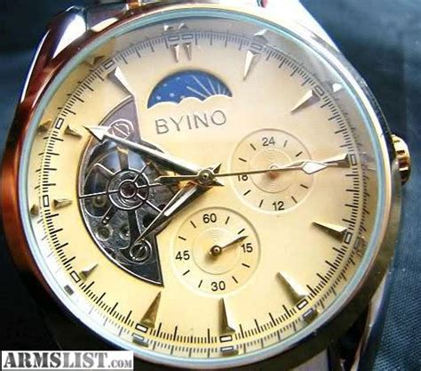 Loiste Ii Self Winding Cog With Moon Phase by Armslist For Sale Three Byino S Tourbillon