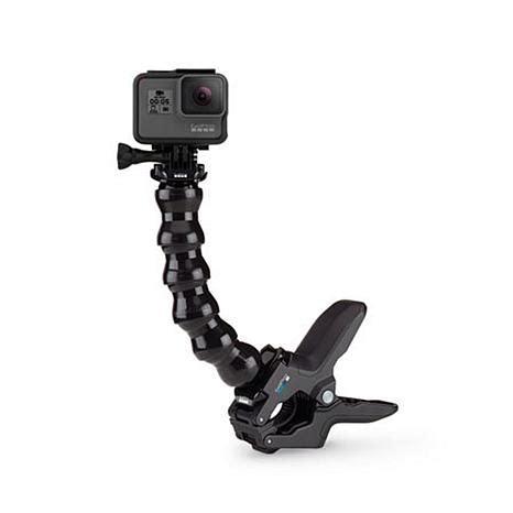 gopro jaws flex clamp adjustable camera holder 8360433 | hsn