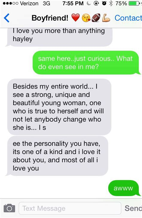 25 best ideas about sweet text messages on pinterest