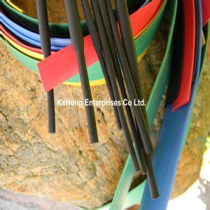 colored heat shrink tubing single wall heat shrink tubing manufacturers and suppliers