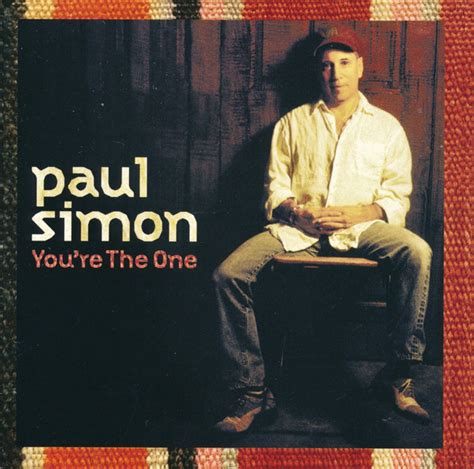 paul simon discogs paul simon you re the one releases discogs