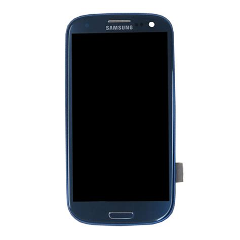 Drop Dead For Samsung Galaxy S3 Regular samsung galaxy s3 lcd digitizer screen replacement blue