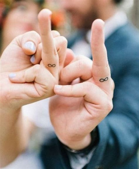 matching couple finger tattoos 153 best images about tattoos on