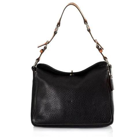 Coach Chelsea Vintage Leather Satchel by Coach Pebbled Leather Chelsea Turnlock Hobo Handbag