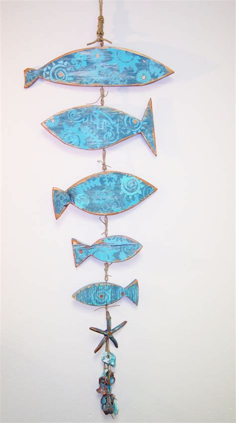 Wooden Fish Wall Decor by Chandeliers Pendant Lights