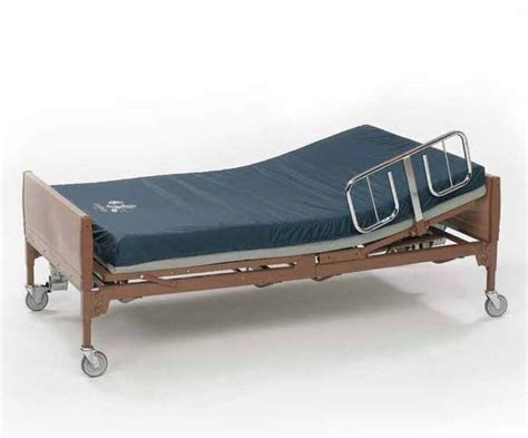 invacare fully electric hospital bed package solace