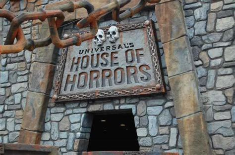 house of horror universal date in hollywood california bucket list