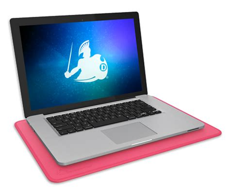 defender pad to block radiation from laptops, tablets, and