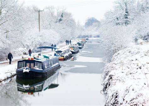 how much to register a boat 10 ways to beat the winter weather canal boat tests