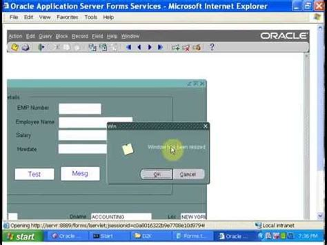tutorial for oracle apps oracle apps tutorial 2 oracle apps oracle form triggers