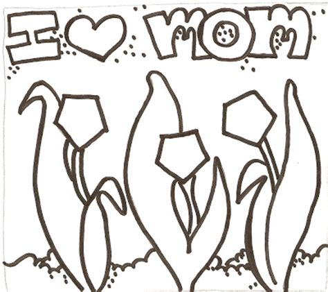 lds coloring pages mothers day lds nursery color pages mother s day