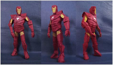 Iron Origami - 27 marvel ous origami superheroes