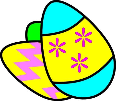 easter clipart easter eggs clip at clker vector clip
