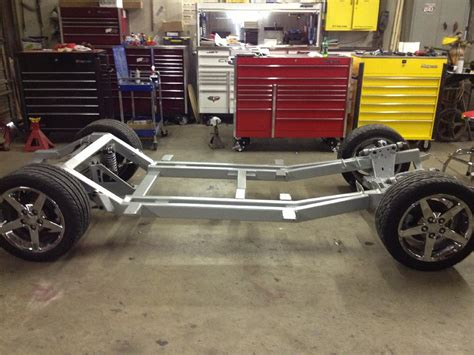 corvette chassis restoration corvette restoration and chassis fabrication photo gallery