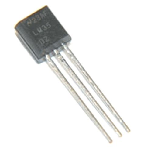transistor lm35 lm35 datasheet lm35 pdf pinouts circuit national gt instruments