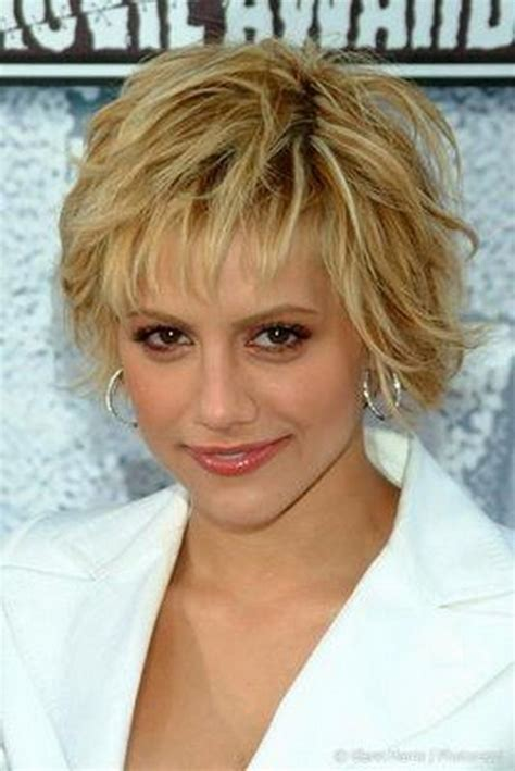 hair styles for thick hair women over 50 short shaggy hairstyles for women over 50