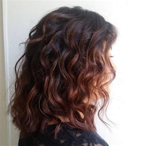 mahogany brown hair but want highlights what will it look like it s all the rage mahogany hair color