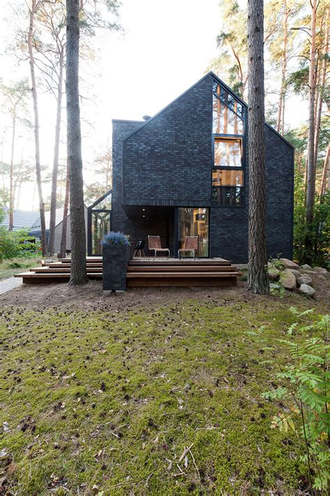 black house music modern forest house dedicated to blues music black house blues freshome com
