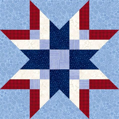 blue pattern blocks 438 best images about red white and blue quilts on pinterest