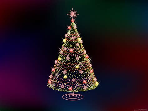 full wallpaper christmas new year tree wallpapers