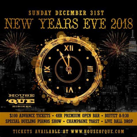 nye 2018 hoboken jersey city new year s guide