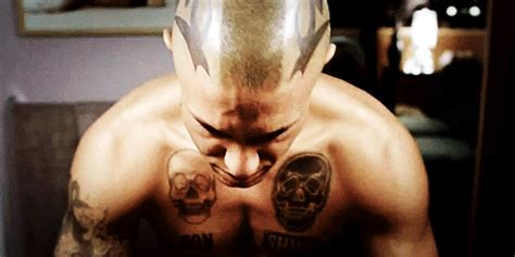 tattoo on opies chest sons of anarchy quot you are my sunshine quot moviepilot com