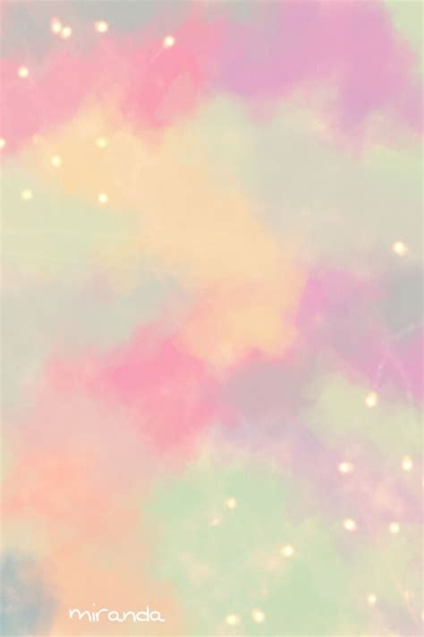 cute wallpaper galaxy y colorful cloudy sky to light up your night watercolor