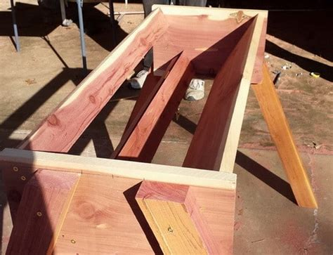 How To Make A Bar Top by How To Build Your Own Diy Top Bar Beehive