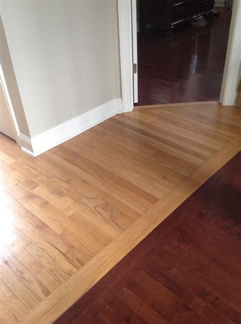 Can You Mix Hardwood Flooring In A House mixing hardwoods