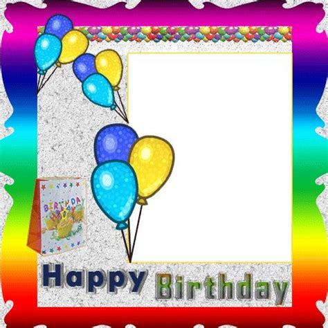 Birthday Card With Name Generator 17 Best Images About Happy Birthday Photo Frames On