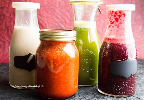 5 Day Detox Juice Cleanse by 5 Day Detox Juice Cleanse 2 Jules Happyhealthylife