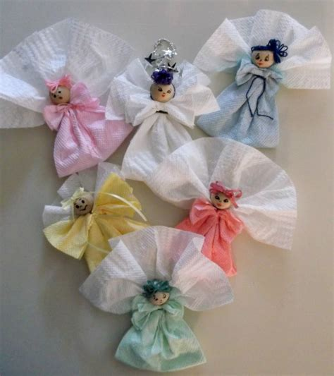 Paper Towel Crafts - make doll ornaments using paper towels hubpages