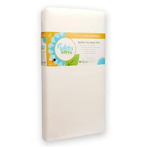 Lullaby Earth Crib Mattress Reviews Lullaby Earth Light Crib Mattress Dr Noreen The Tox Doc