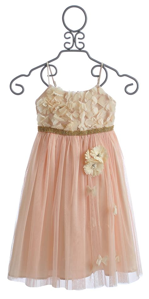 Labella Pink Top Dress le pink special occasion dress 1