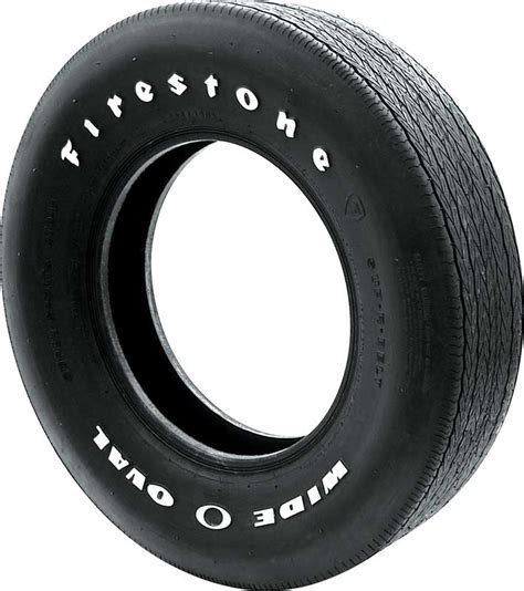 Raised Letter Tires 1930 2007 All Makes All Models Parts T54640 D70 X 14 Firestone Wide Oval Raised White Letter