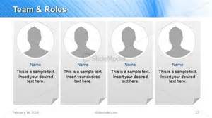 roles and responsibilities template team responsibilities roles slide design for powerpoint