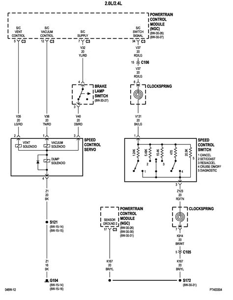 2003 chrysler pt cruiser radio wiring diagram 2003 free