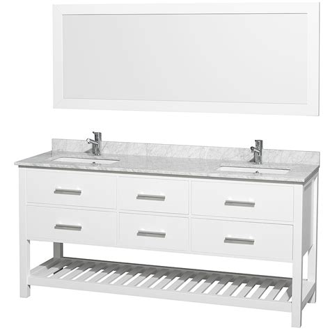 bathroom vanity countertop 72 quot natalie double bathroom vanity set by wyndham