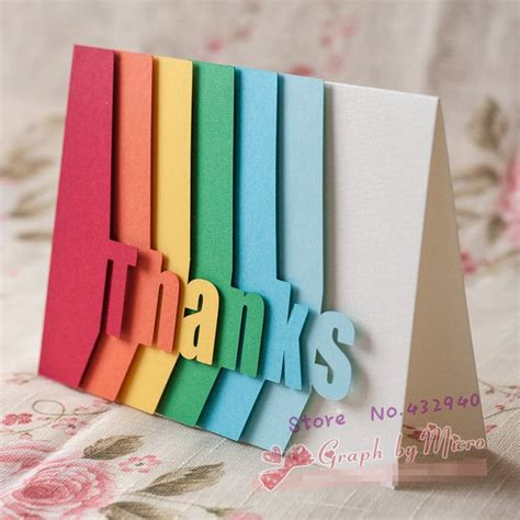 Thanks Greeting Cards