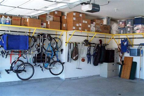 Garage Storage Rack Ideas Custom Shelves Grants Pass Garage Storage Shelfing