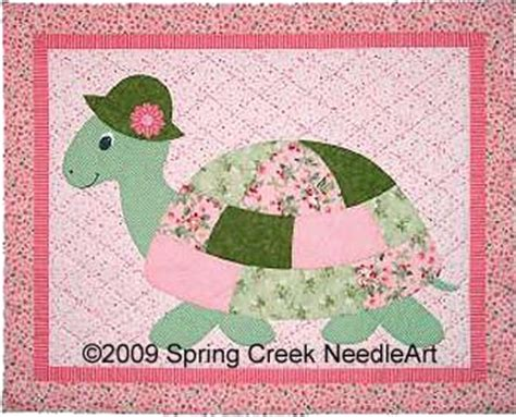 myrtle turtle | spring creek needleart
