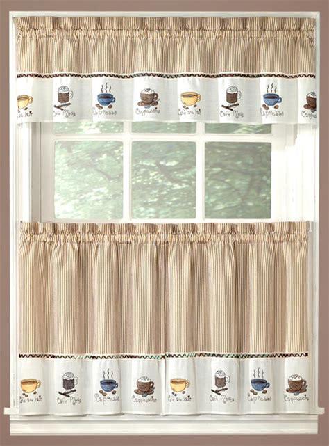 kitchen valance curtains valance curtains for kitchen window treatments design ideas