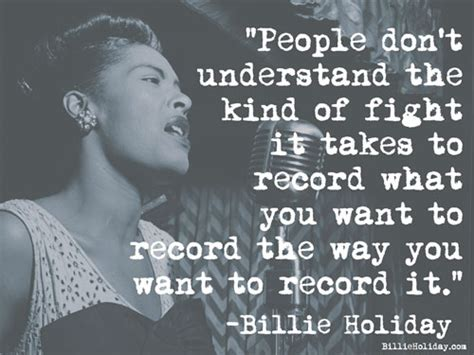 billlie holiday quotes billie holiday