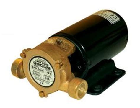 groco positive displacement vane pumps spo series