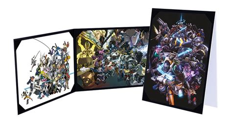 the art of overwatch 1506705537 galleon the art of overwatch limited edition