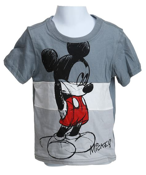 T Shirt Mickey Minnie toddler mickey mouse stripes t shirt