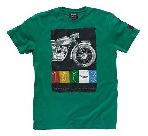Triumph Motorrad T Shirt by Triumph Sommer T Shirts 2014 Motorrad Fotos Motorrad Bilder